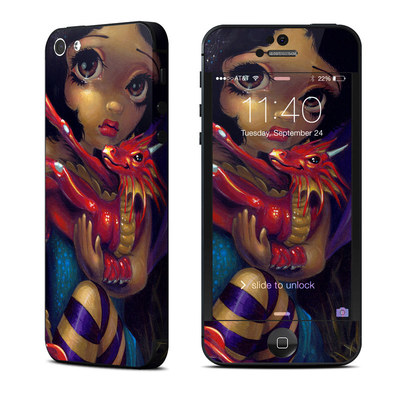 Apple iPhone 5 Skin - Darling Dragonling