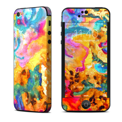 Apple iPhone 5 Skin - Dawn Dance
