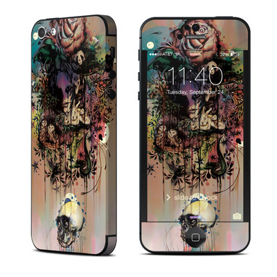 Apple iPhone 5 Skin - Doom and Bloom