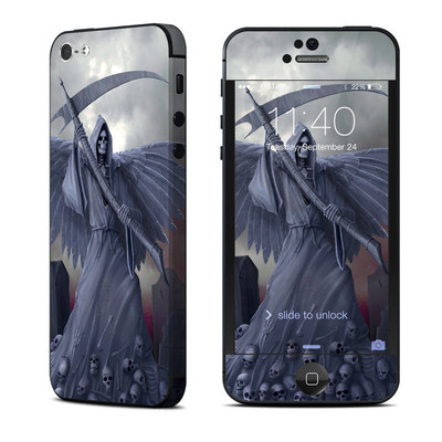 Apple iPhone 5 Skin - Death on Hold