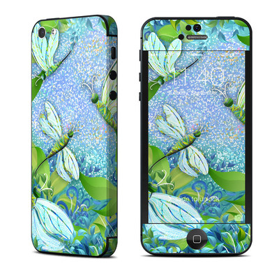 Apple iPhone 5 Skin - Dragonfly Fantasy