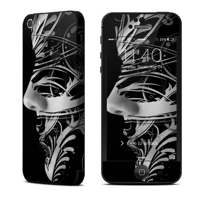 Apple iPhone 5 Skin - Displacement