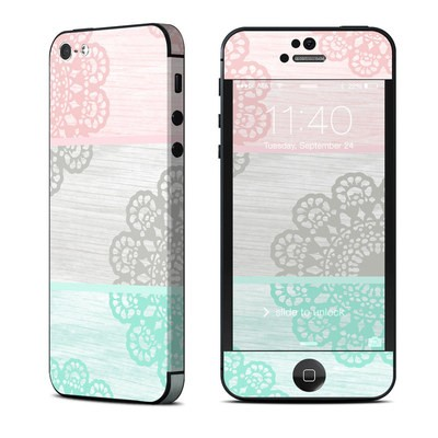 Apple iPhone 5 Skin - Doily