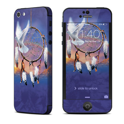 Apple iPhone 5 Skin - Dove Dreamer