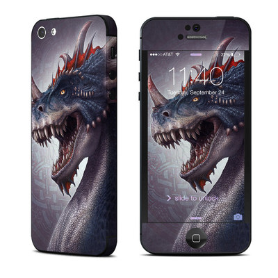 Apple iPhone 5 Skin - Dracosaurus Rex
