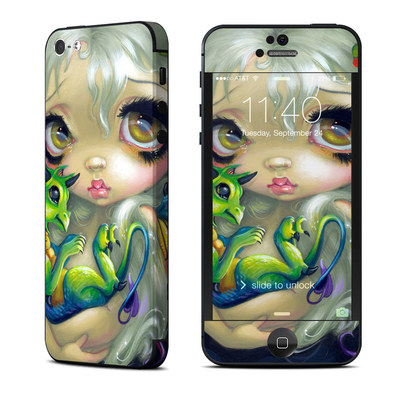Apple iPhone 5 Skin - Dragonling