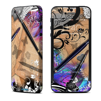 Apple iPhone 5 Skin - Dream Flowers