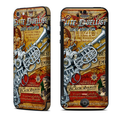 Apple iPhone 5 Skin - The Duelist