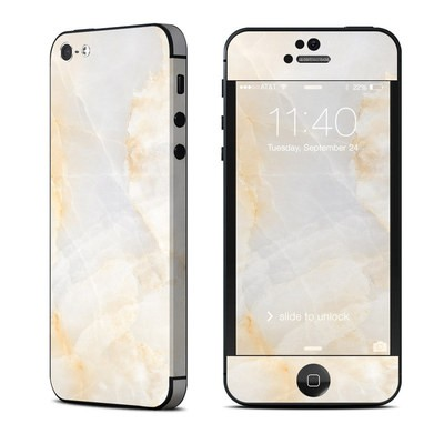 Apple iPhone 5 Skin - Dune Marble