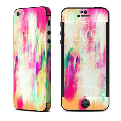 Apple iPhone 5 Skin - Electric Haze