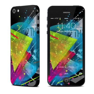 Apple iPhone 5 Skin - Element-City
