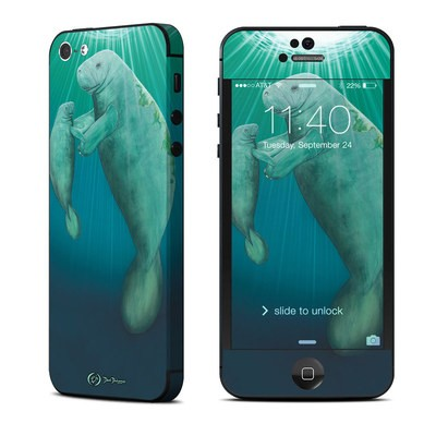 Apple iPhone 5 Skin - Eternal Serenity