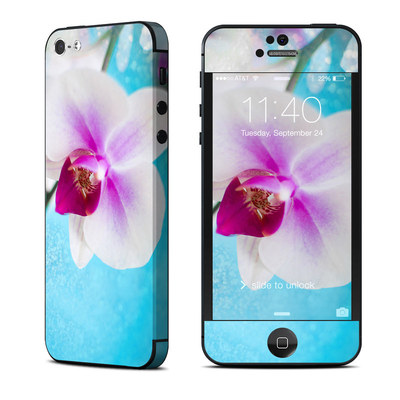 Apple iPhone 5 Skin - Eva's Flower