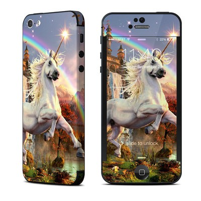 Apple iPhone 5 Skin - Evening Star