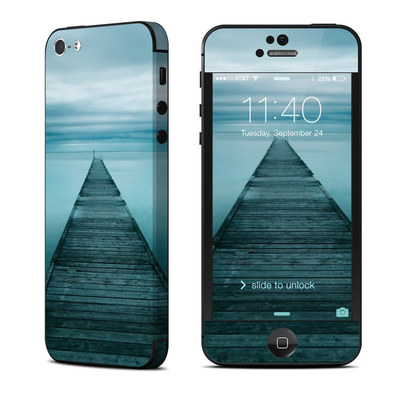 Apple iPhone 5 Skin - Evening Stillness
