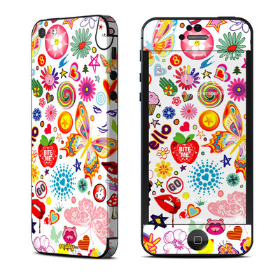 Apple iPhone 5 Skin - Eye Candy