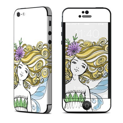 Apple iPhone 5 Skin - Fairy Breeze