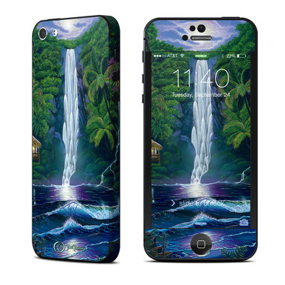 Apple iPhone 5 Skin - In The Falls Of Light