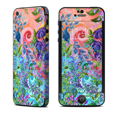 Apple iPhone 5 Skin - Fantasy Garden