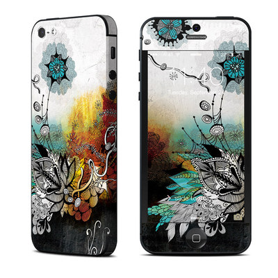 Apple iPhone 5 Skin - Frozen Dreams