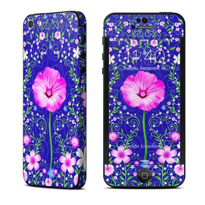 Apple iPhone 5 Skin - Floral Harmony