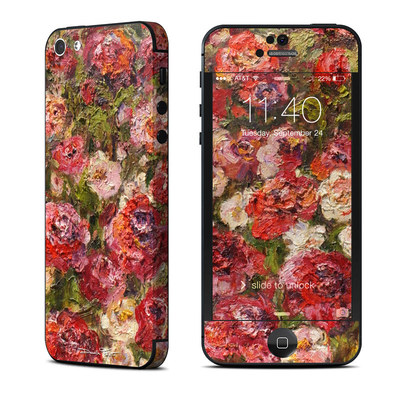 Apple iPhone 5 Skin - Fleurs Sauvages