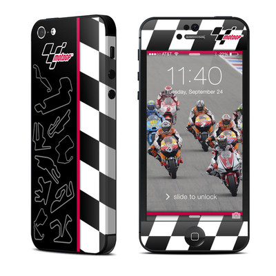Apple iPhone 5 Skin - Finish Line Group