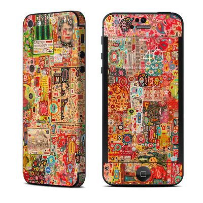 Apple iPhone 5 Skin - Flotsam And Jetsam