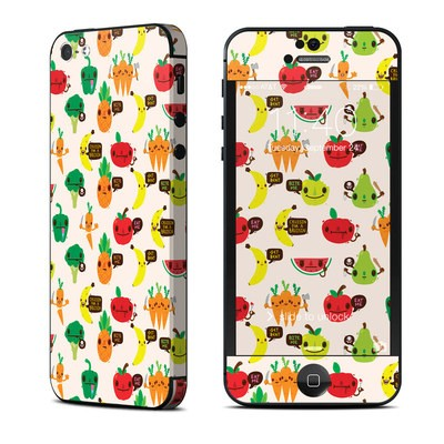 Apple iPhone 5 Skin - Fooditude