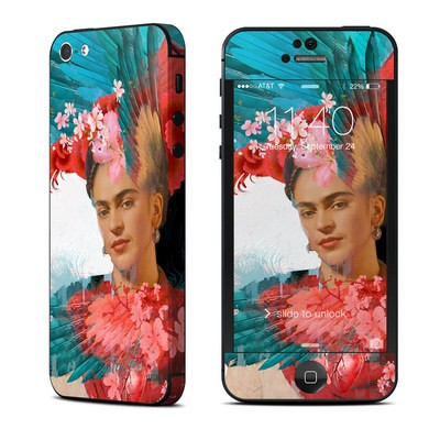 Apple iPhone 5 Skin - Frida