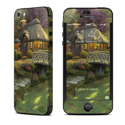 Apple iPhone 5 Skin - Friendship Cottage