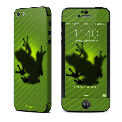 Apple iPhone 5 Skin - Frog