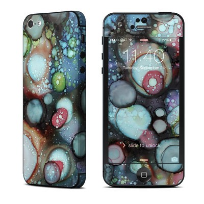 Apple iPhone 5 Skin - Galaxy A