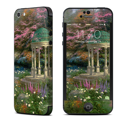 Apple iPhone 5 Skin - Garden Of Prayer