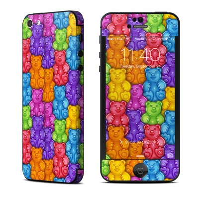 Apple iPhone 5 Skin - Gelly Bears