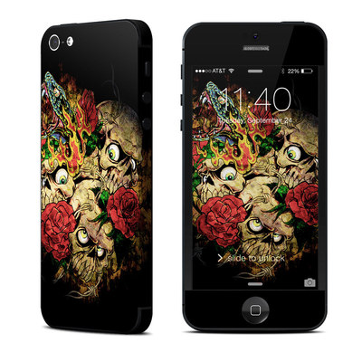 Apple iPhone 5 Skin - Gothic Tattoo
