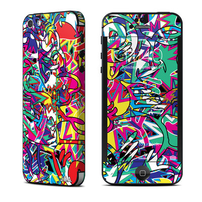 Apple iPhone 5 Skin - Graf