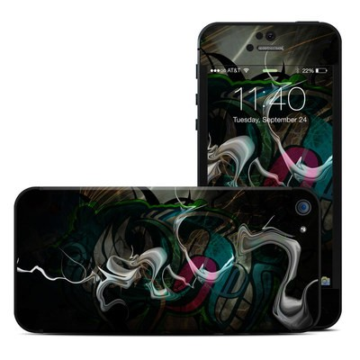 Apple iPhone 5 Skin - Graffstract