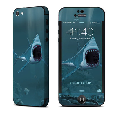 Apple iPhone 5 Skin - Great White