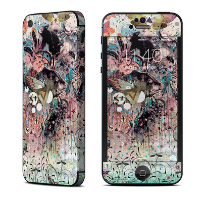 Apple iPhone 5 Skin - The Great Forage