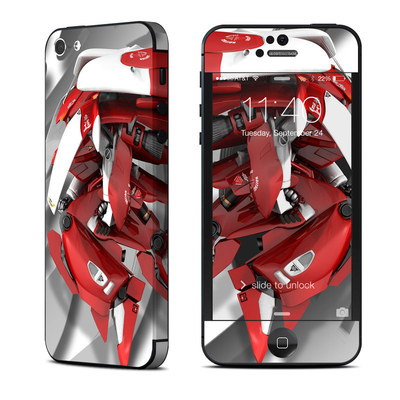 Apple iPhone 5 Skin - Gundam Light