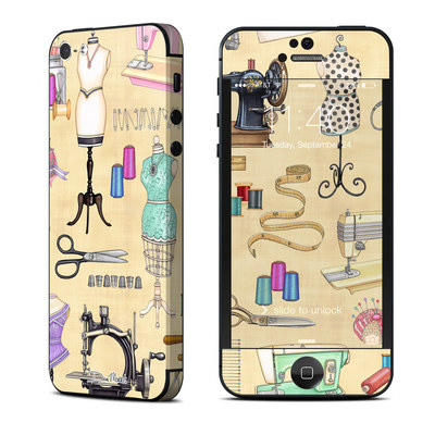 Apple iPhone 5 Skin - Haberdashery