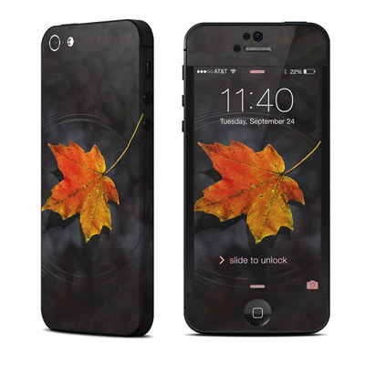 Apple iPhone 5 Skin - Haiku