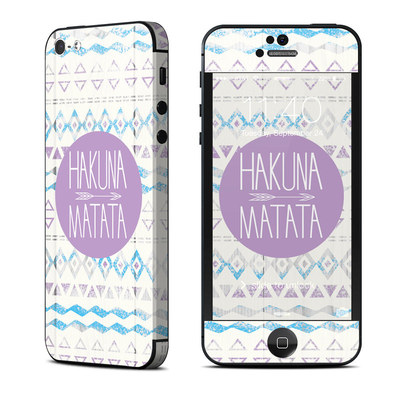 Apple iPhone 5 Skin - Hakuna Matata