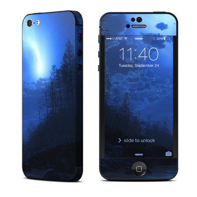 Apple iPhone 5 Skin - Harbinger