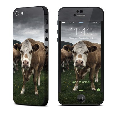 Apple iPhone 5 Skin - Herding