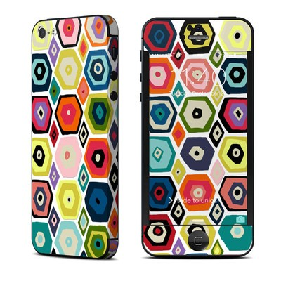 Apple iPhone 5 Skin - Hex Diamond