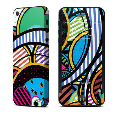 Apple iPhone 5 Skin - Hula Hoops