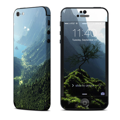 Apple iPhone 5 Skin - Highland Spring
