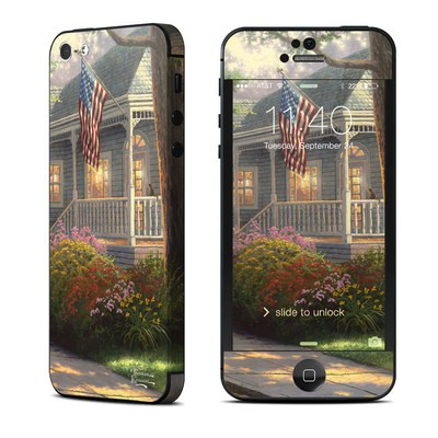 Apple iPhone 5 Skin - Hometown Pride